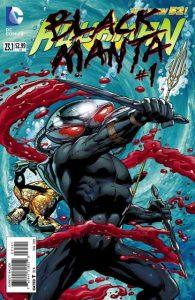 Aquaman #23.1 (2013)