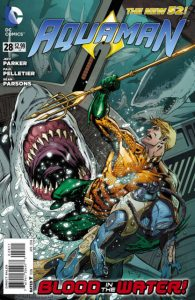 Aquaman #28 (2014)