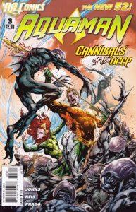 Aquaman #3 (2011)
