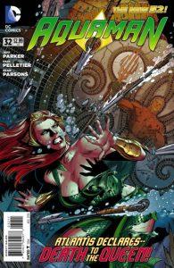 Aquaman #32 (2014)