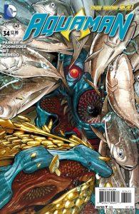 Aquaman #34 (2014)