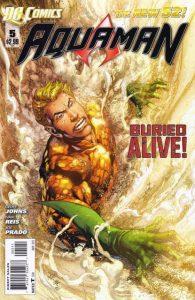 Aquaman #5 (2012)