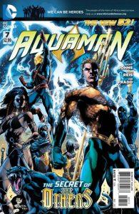 Aquaman #7 (2012)