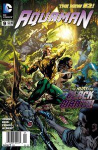 Aquaman #9 (2012)