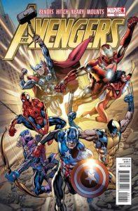 Avengers #12.1 (2011)