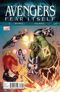 Avengers #15 (2011)