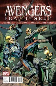 Avengers #16 (2011)