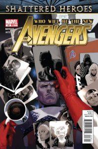 Avengers #18 (2011)