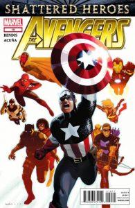 Avengers #19 (2011)