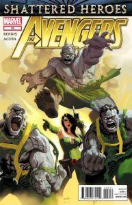 Avengers #20 (2011)