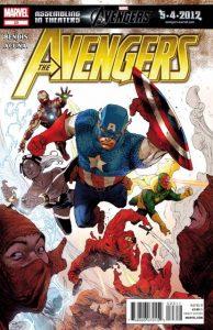 Avengers #23 (2012)