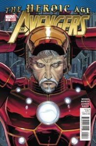 Avengers #4 (2010)