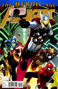 Avengers #5 (2010)