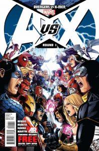 Avengers vs. X-Men #1 (2011)