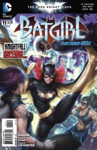 Batgirl #11 (2012)