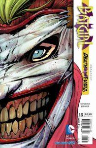 Batgirl #13 (2012)