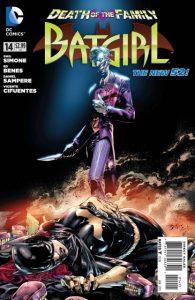 Batgirl #14 (2012)