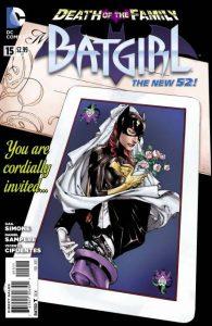 Batgirl #15 (2012)