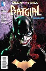 Batgirl #16 (2013)