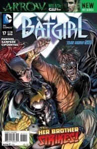 Batgirl #17 (2013)
