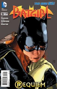 Batgirl #18 (2013)
