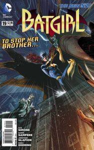 Batgirl #19 (2013)