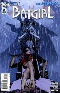 Batgirl #2 (2011)