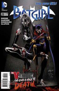 Batgirl #20 (2013)