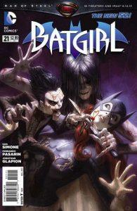 Batgirl #21 (2013)