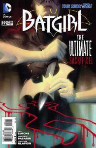 Batgirl #22 (2013)