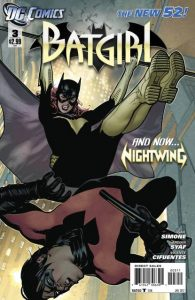 Batgirl #3 (2011)
