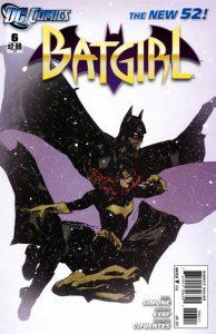 Batgirl #6 (2012)