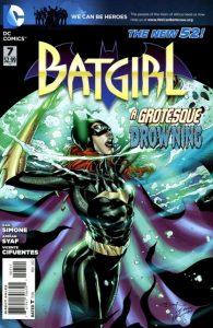 Batgirl #7 (2012)