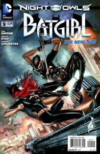 Batgirl #9 (2012)