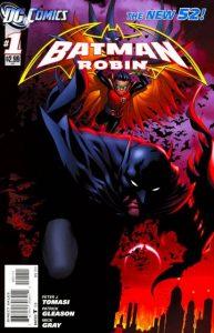 Batman and Robin #1 (2011)