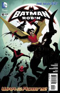 Batman and Robin #10 (2012)