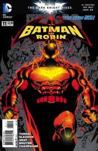 Batman and Robin #11 (2012)