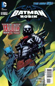 Batman and Robin #12 (2012)