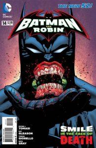 Batman and Robin #14 (2012)