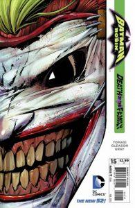 Batman and Robin #15 (2012)
