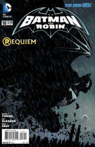 Batman and Robin #18 (2013)