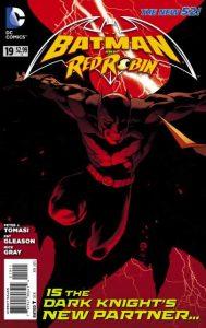 Batman and Robin #19 (2013)