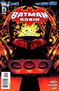 Batman and Robin #2 (2011)