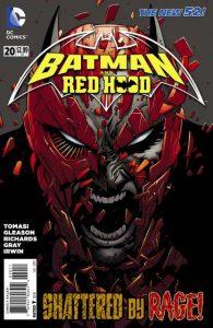 Batman and Robin #20 (2013)