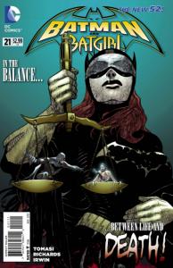 Batman and Robin #21 (2013)