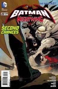 Batman and Robin #23 (2013)