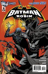 Batman and Robin #3 (2011)