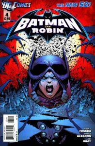 Batman and Robin #4 (2011)