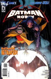 Batman and Robin #5 (2012)