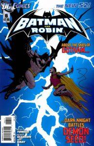 Batman and Robin #6 (2012)
